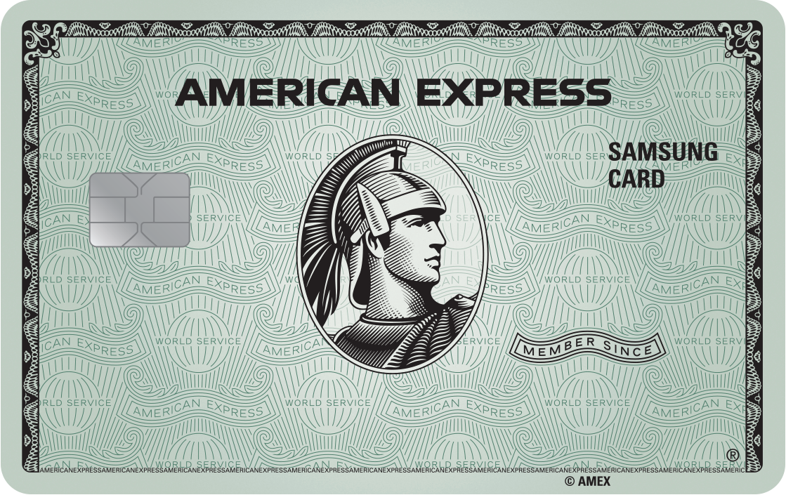 American Express ® Green